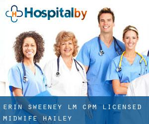 Erin Sweeney LM, CPM - Licensed Midwife (Hailey)
