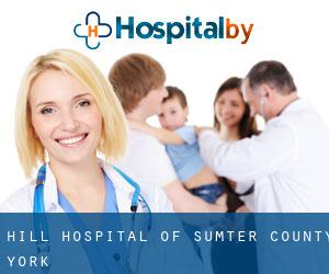 Hill Hospital of Sumter County (York)