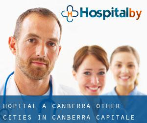 Hôpital à Canberra (Other Cities in Canberra, Capitale australienne)