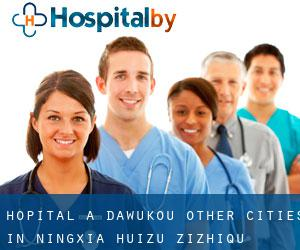 Hôpital à Dawukou (Other Cities in Ningxia Huizu Zizhiqu, Ningxia Huizu Zizhiqu)