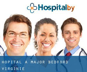 hôpital à Major (Bedford, Virginie)