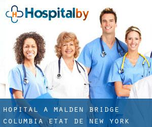 hôpital à Malden Bridge (Columbia, État de New York)