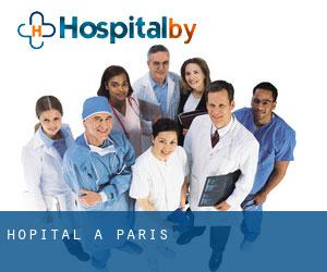 Hôpital à Paris