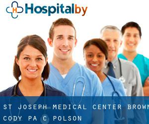St. Joseph Medical Center - Brown Cody, PA-C (Polson)