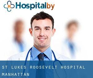 St Lukes Roosevelt Hospital Manhattan